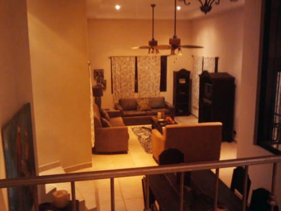 Casa Kalani : living room