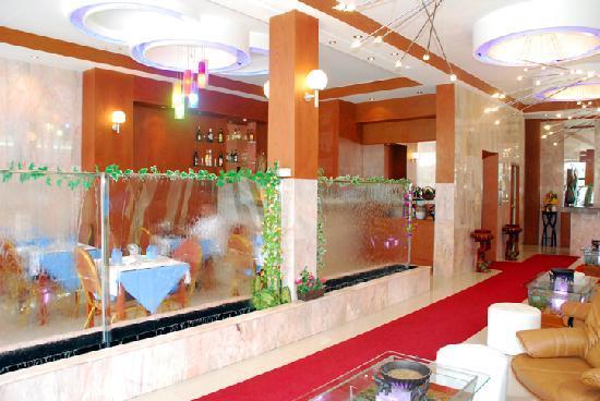Palm Beach Hotel Phuket: Lobby