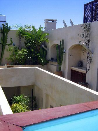 Riad La Villa & SPA : TOIT TERRASSE