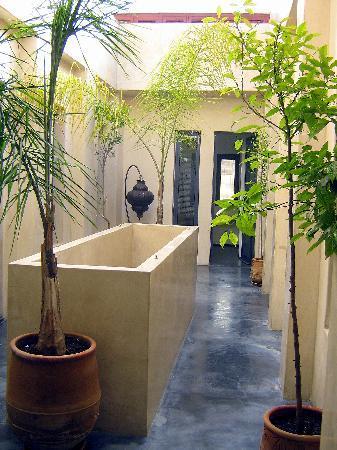 Riad La Villa & SPA : ÉTAGE DES CHAMBRES & SUITES