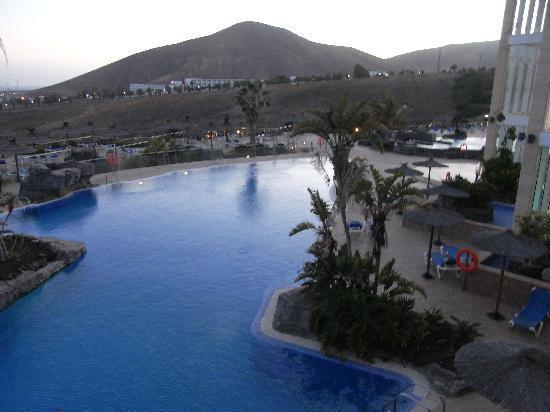 Hotel Ambar Beach: aprile 2011