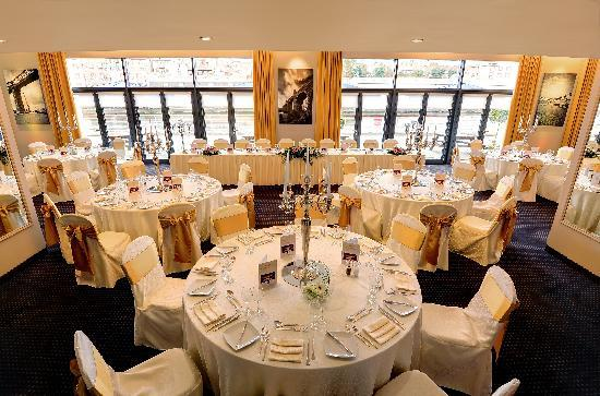 The Viaduct Wedding Suite at the d hotel Drogheda