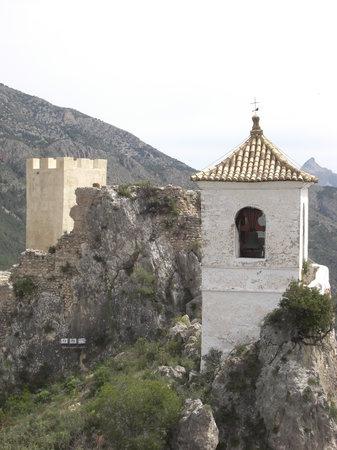Moraira, Spanje: Guadalest