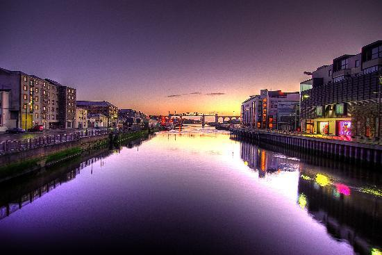 The d hotel Drogheda on the River Boyne