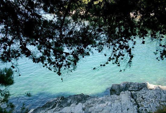 Hotel Pula: Spiaggia dintorni