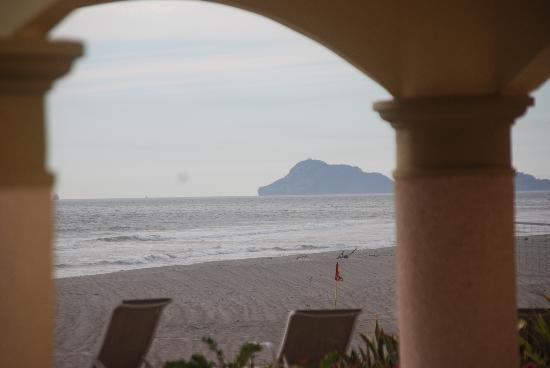 Estrella Del Mar Resort Mazatlan: Senic