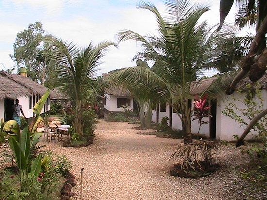Hotel Casa Dora: uma foto da zona dos quartos