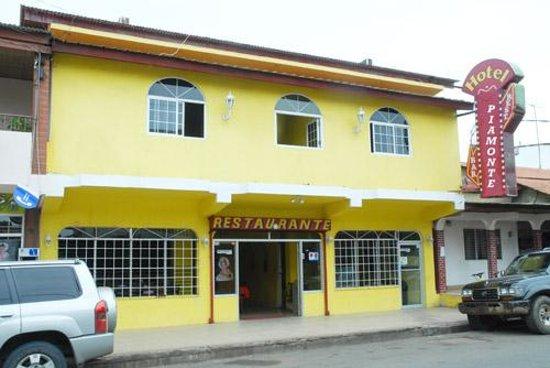 Las Tablas, Panama: afuera