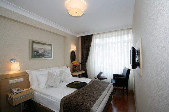 Q Hotel Istanbul Standard Room