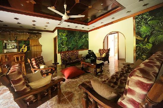 Omusee Guesthouse: Lobby