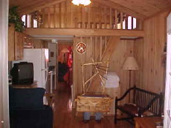 Cimarron Inn and RV Park: The Cowboy Cabin