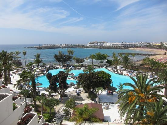 Melia Salinas - Adults recommended: view from balcony