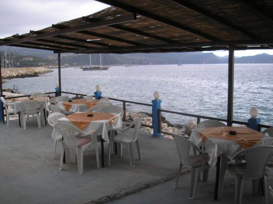 Kas Otel to Elite beach bar