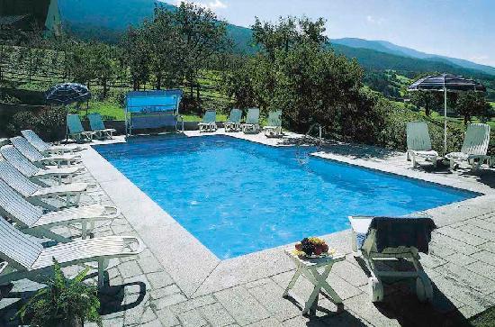 Panoramahotel Post : Pool