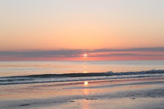 The Cottages at Madeira Beach: April Sunsets ~ Madeira Beach