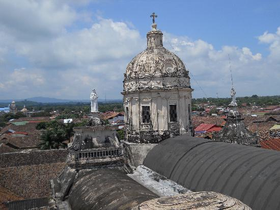 Macua Tours & Travel: A view of the city