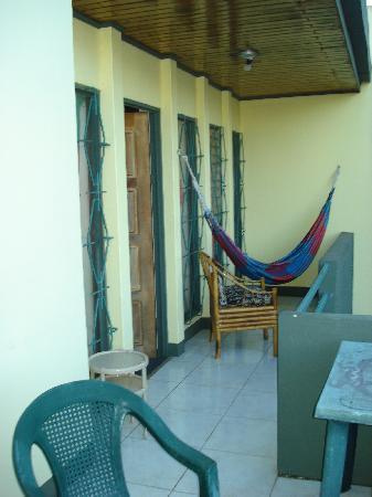 Vida Tropical B and B: Balcony