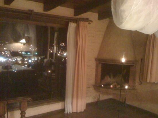 Casa de la Loma Hotel & Spa: master suite