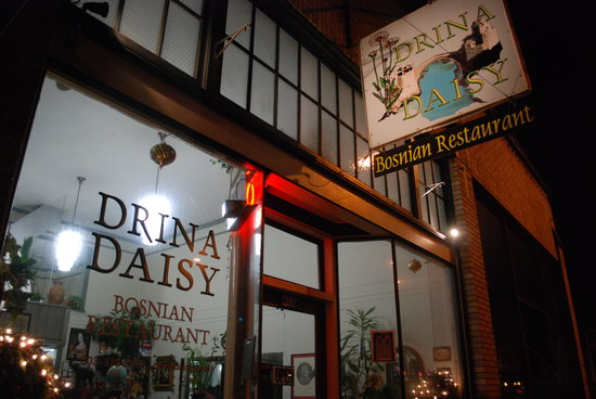 Drina Daisy Bosnian Restaurant