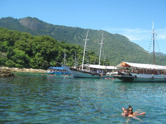 Pousada Mara E Claude: Laguna Azul