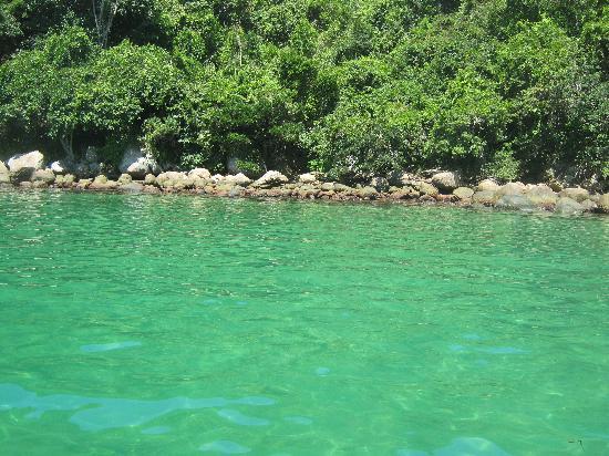 Pousada Mara E Claude: Laguna verde