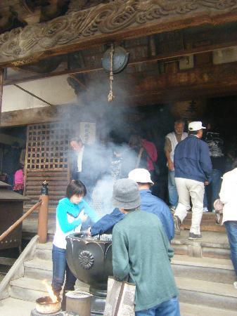 Okuboji Temple: 祈り