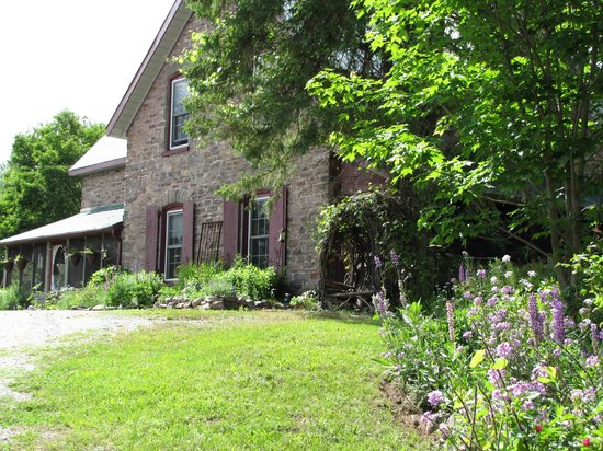 Morgan House Bed and Breakfast and Wool Works Studio : Welcome to the Morgan House