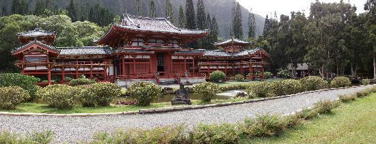 Valley of the Temples: The Buddhist Temple