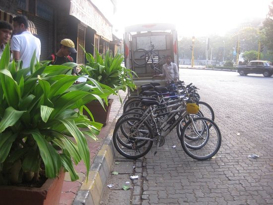 Old Mumbai Bicycle Tour