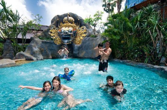 Padma Resort Legian: Kids Pool