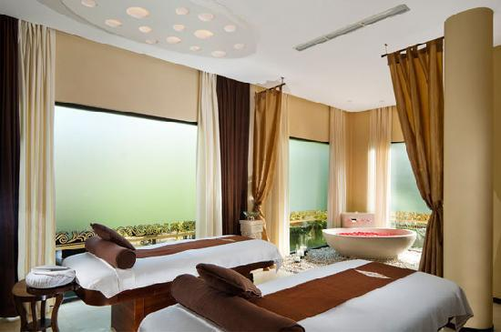 Padma Resort Legian: Spa