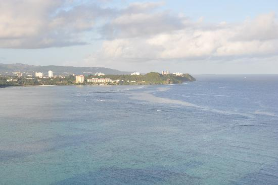 The Westin Resort Guam: oceanview from the 18th floor