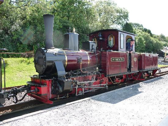 Merthyr Tydfil, UK: Brecon Beacon Mountain Railway
