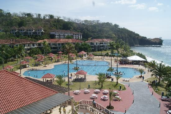 View From Our Balcony Picture Of Canyon Cove Hotel Spa Nasugbu Tripadvisor