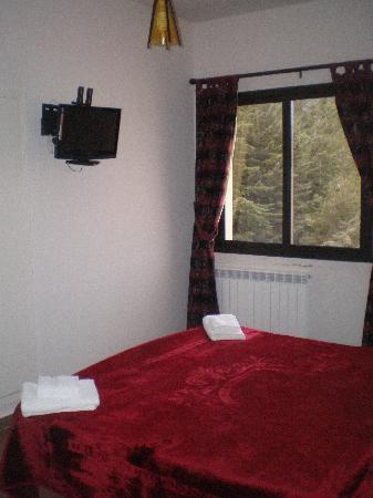 Iris Flower Hotel: Schlafzimmer