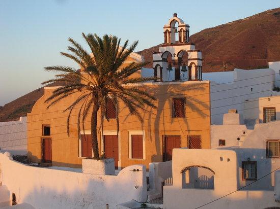 Krinaki: view from terrace