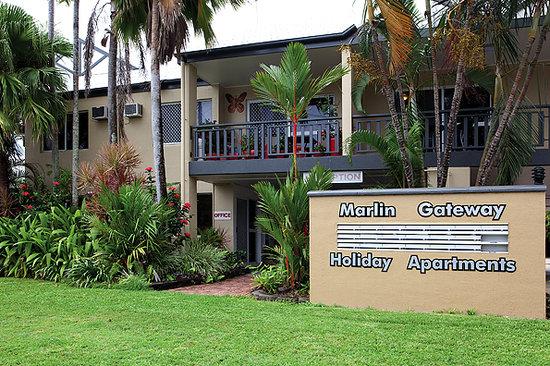 Marlin Gateway Holiday Apartments : Exterior