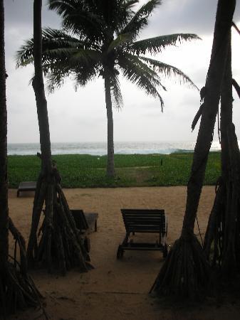 เฮอริแท้นซ์ อาฮังกัลลา: view from sun beds out to see