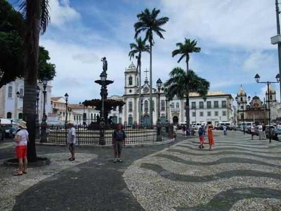 Pelourinho: Historic city centre