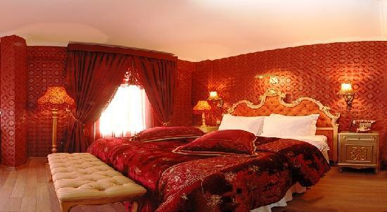 Idylle Hotel: Gold Room