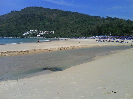 Le Piman Resort: Naiharn beach