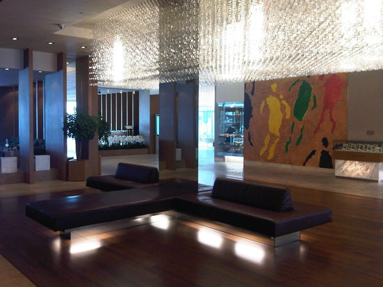 The Westin Chosun Busan: Lobby area