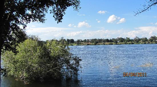 Protea Hotel Zambezi River Lodge: Zambesi River
