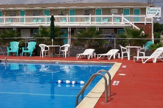 Russo S Motel Carolina Beach Nc Motel Reviews