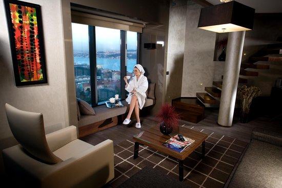 Gezi Hotel Bosphorus: Loft Suite