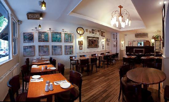 hafez persian restaurant bild von hafez restaurant london tripadvisor. Black Bedroom Furniture Sets. Home Design Ideas