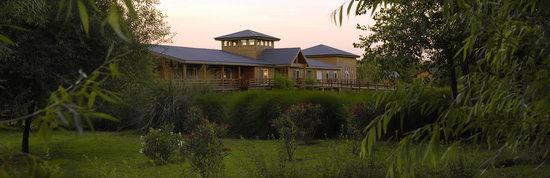 Delta Eco Spa: El Hotel