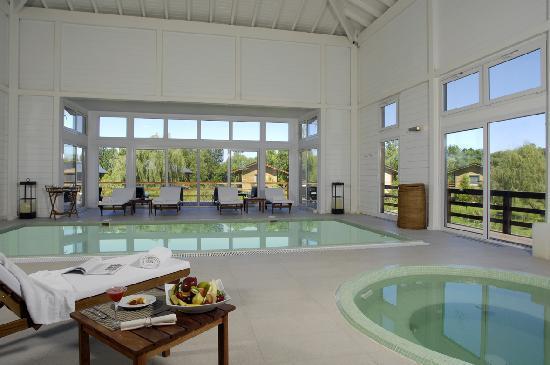Delta Eco Spa: pool spa