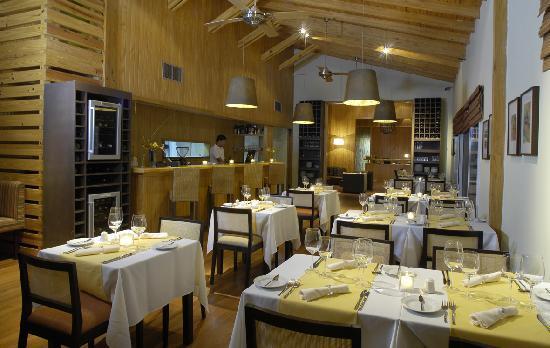 Delta Eco Spa: Restaurant