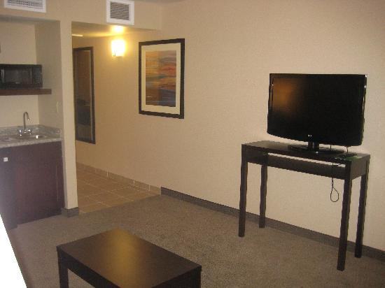 Holiday Inn Hotel & Suites Phoenix Airport: Living room area again